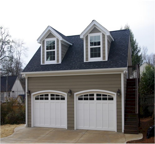 get detached garage construction in alabama by